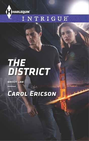 The District - A Thrilling FBI Romance ebook by Carol Ericson