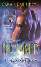Unclaimed ebook by Sara Humphreys