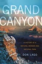 Grand Canyon ebook by Don Lago