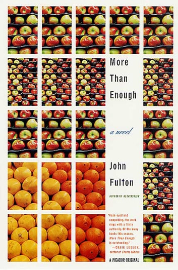 More Than Enough - A Novel ebook by John Fulton