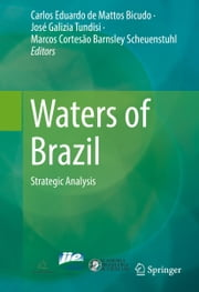 Waters of Brazil - Strategic Analysis ebook by Carlos Eduardo de Mattos Bicudo, José Galizia Tundisi, Marcos Cortesão Barnsley Scheuenstuhl