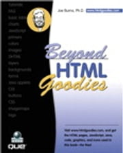 Beyond HTML Goodies ebook by INT Media Group,Joe Burns Ph.D.