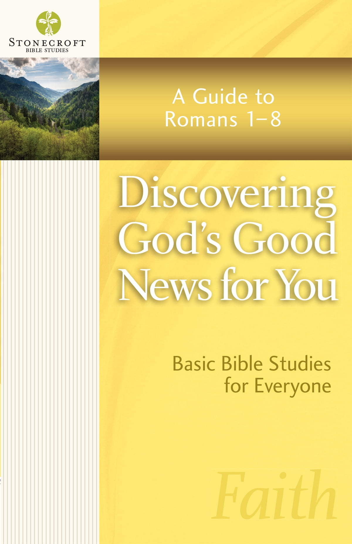 Discovering God's Good News for You eBook by Stonecroft Ministries -  9780736958394 | Rakuten Kobo