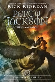 The Last Olympian ebook by Rick Riordan