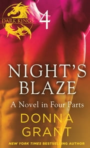 Night's Blaze: Part 4 ebook by Donna Grant