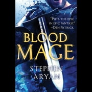Bloodmage audiobook by Stephen Aryan