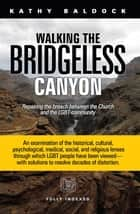 Walking the Bridgeless Canyon - Repairing the Breach Between the Church and the LGBT Community ebook by Kathy Baldock