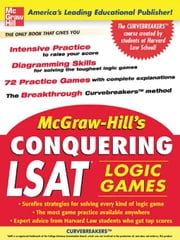 McGraw-Hill's Conquering LSAT Logic Games ebook by Curvebreakers