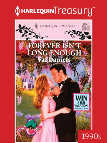 Forever Isn't Long Enough ebook by Val Daniels