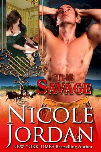 The Savage ebook by Nicole Jordan
