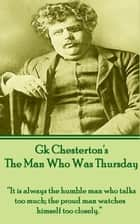 GK Chesterton The Man Who Was Thursday ebook by GK Chesterton