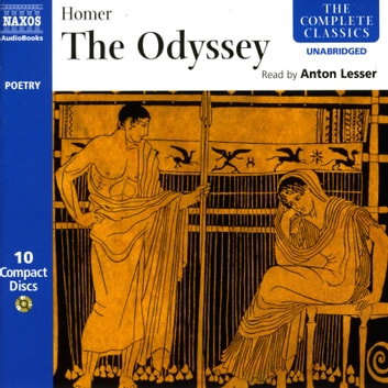 The Odyssey - Translated by Ian Johnston audiobook by Homer