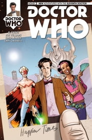 Doctor Who: The Eleventh Doctor #15 ebook by Al Ewing,Rob Williams,Simon Fraser,Gary Caldwell