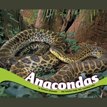 Anacondas audiobook by Chadwick Gillenwater