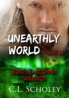 Zuri's Zargonnii Warrior ebook by C.L. Scholey