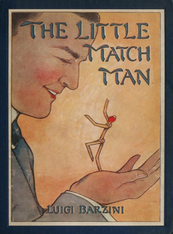 The Little Match Man ebook by Luigi Barzini