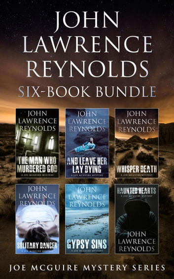 John Lawrence Reynolds 6-Book Bundle - Joe McGuire Mystery Series ebook by John Lawrence Reynolds