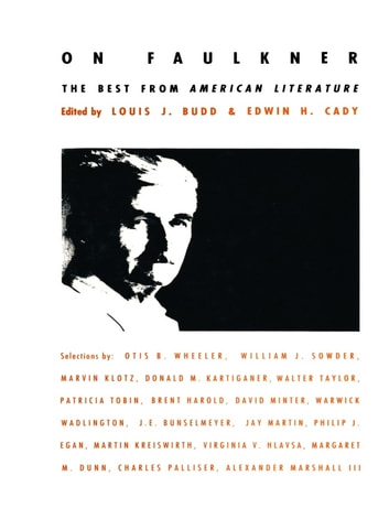 On Faulkner - The Best from American Literature ebook by