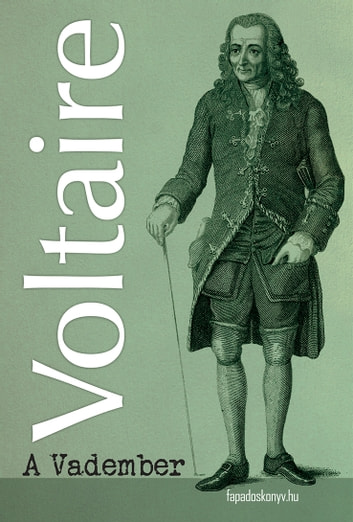 A vadember ebook by Voltaire