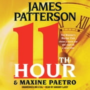 11th Hour audiobook by James Patterson, Maxine Paetro
