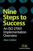 9781905356102  Nine Steps To Success: An Iso27001 Implementation Overview