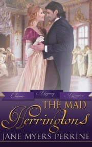 The Mad Herringtons ebook by Jane Myers Perrine