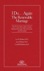 I Do... Again: The Renewable Marriage ebook by Lee Shulman