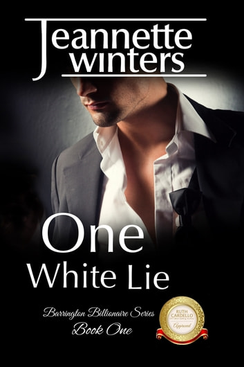 One White Lie ebook by Jeannette Winters