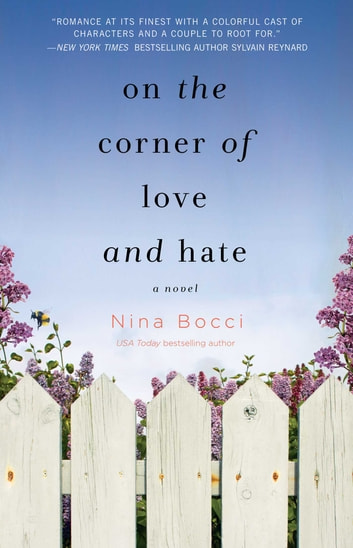 On the Corner of Love and Hate ebook by Nina Bocci