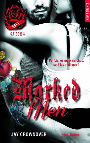 Marked men - saison 3 Rome eBook by Jay Crownover