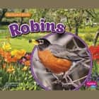 Robins audiobook by Lisa Amstutz