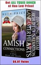 Amish Connections Boxed Set Bundle ebook by Ruth Price