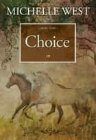 Choice ebook by Michelle Sagara