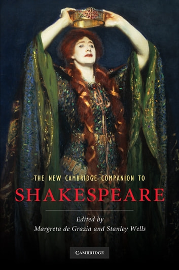 The New Cambridge Companion to Shakespeare ebook by