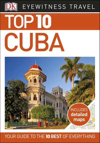 Top 10 Cuba ebook by DK Travel