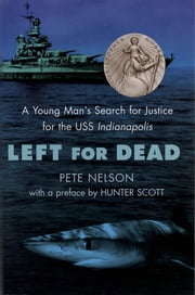 Left for Dead ebook by Peter Nelson