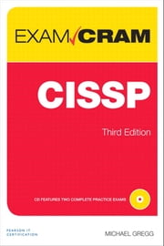 CISSP Exam Cram ebook by Michael Gregg