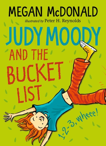 Judy Moody and the Bucket List ebook by Megan McDonald