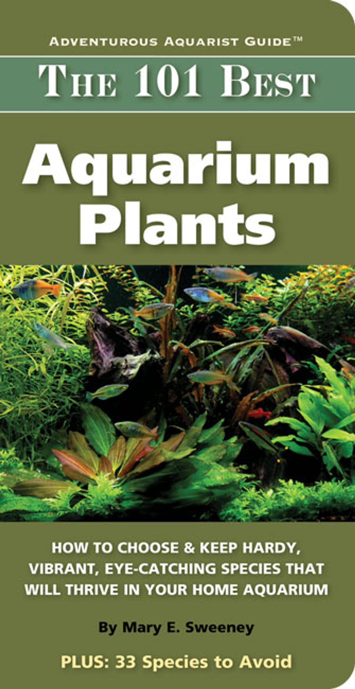 101 Best Aquarium Plants ebook by Sweeny, Mary E  - Rakuten Kobo