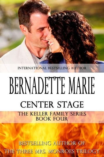 Center Stage ebook by Bernadette Marie