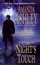 Night's Touch ebook by Amanda Ashley