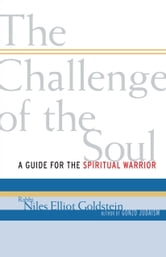 The Challenge of the Soul - A Guide for the Spiritual Warrior ebook by Rabbi Niles Elliot Goldstein