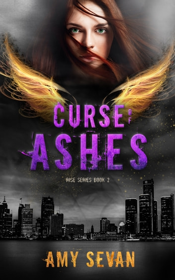 Curse of Ashes ebook by Amy Sevan
