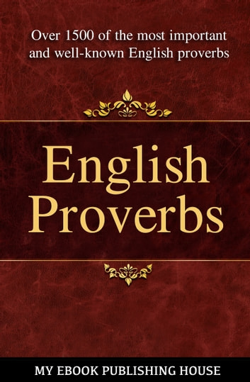 English Proverbs ebook by My Ebook Publishing House