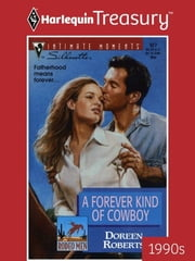 A Forever Kind of Cowboy ebook by Doreen Roberts