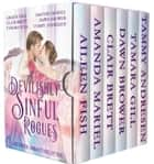 Devilishly Sinful Rogues eBook by Dawn Brower, Amanda Mariel, Tammy Andresen,...