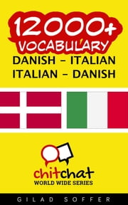 12000+ Vocabulary Danish - Italian eBook by Gilad Soffer