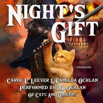 Night's Gift audiobook by Carol E. Leever,Camilla Ochlan