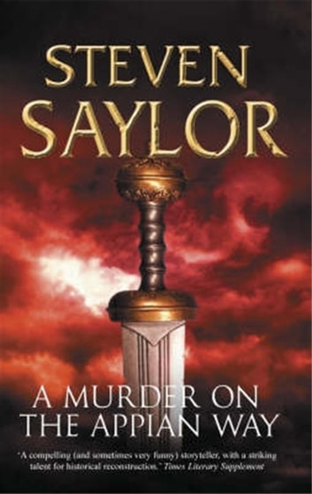 A Murder on the Appian Way ebook by Steven Saylor