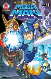 Mega Man #11 ebook by Ian Flynn, Ben Bates